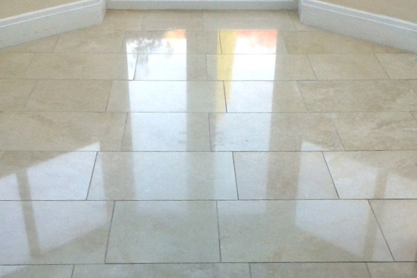 Tile or Stone Floor Cleaning